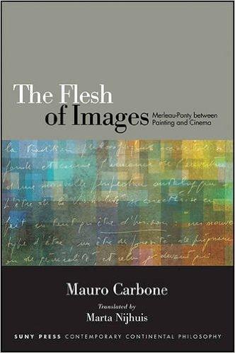 Merleau-Ponty between Painting and Cinema Book Cover