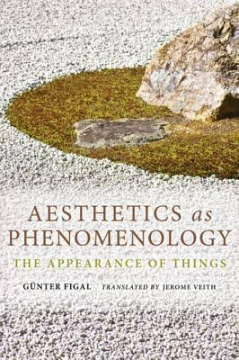 Aesthetics as Phenomenology. The Appearance of Things Couverture du livre
