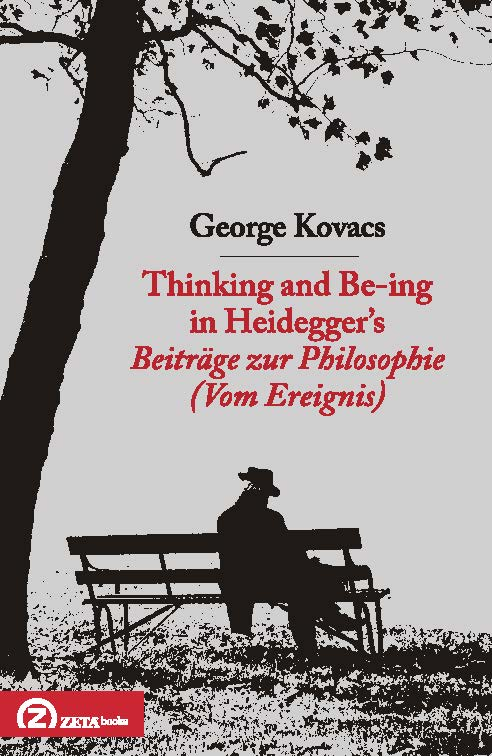 Thinking and Be-ing in Heidegger's Beiträge zur Philosophie (Vom Ereignis) Book Cover