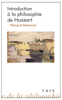 Introduction à la philosophie de Husserl Book Cover