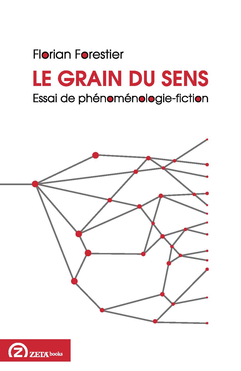 Le grain du sens. Essai de phénoménologie-fiction Book Cover