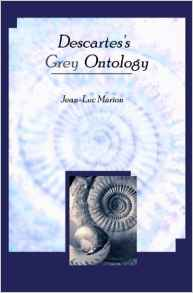 Descartes's Grey Ontology. Cartesian Science and Aristotelian Thought in the Regulae Book Cover