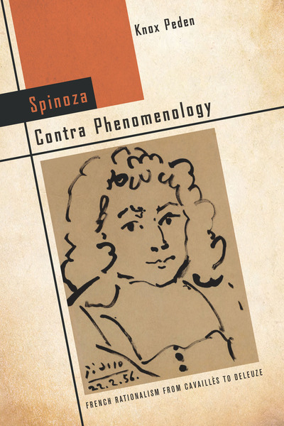 Spinoza Contra Phenomenology Couverture du livre