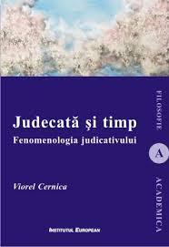 Jugement et temps. La phénoménologie du judicatif Book Cover