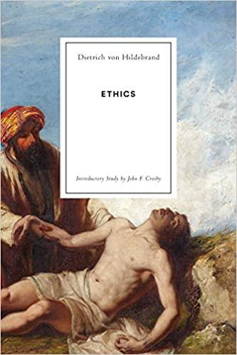 Ethics Couverture du livre