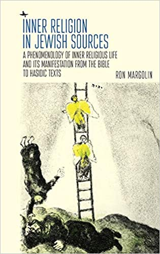 Inner Religion in Jewish Sources: A Phenomenology of Inner Religious Life and Its Manifestation from the Bible to Hasidic Texts Couverture du livre