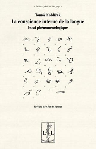 La conscience interne de la langue: Essai phénoménologique Book Cover